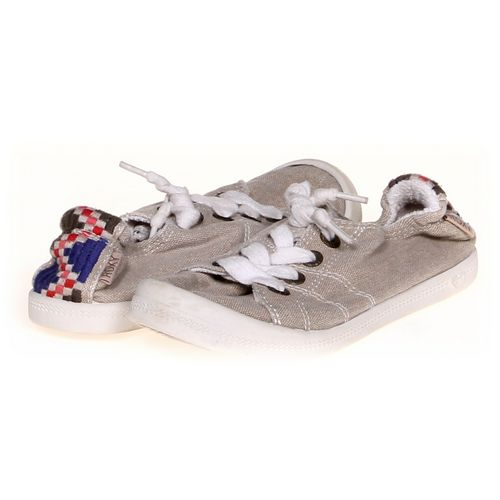Roxy Sneakers in size 13 Youth at up to 95% Off - Swap.com