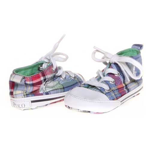 Ralph Lauren Sneakers in size 3 Infant at up to 95% Off - Swap.com