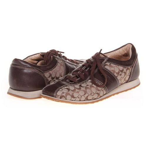 Coach Sneakers in size 7 Women's at up to 95% Off - Swap.com