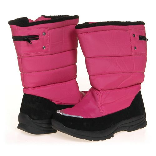 KHOMBU Snow Boots in size 4 Women's at up to 95% Off - Swap.com