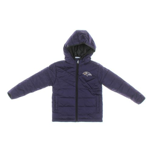 NFL Team Apparel Snow Jacket in size 4/4T at up to 95% Off - Swap.com