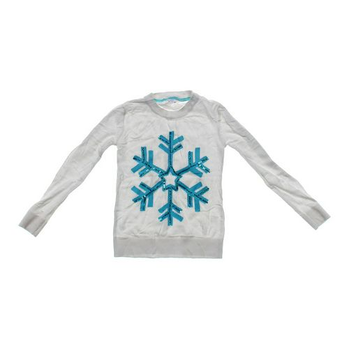 Circo Snowflake Sweater in size 10 at up to 95% Off - Swap.com