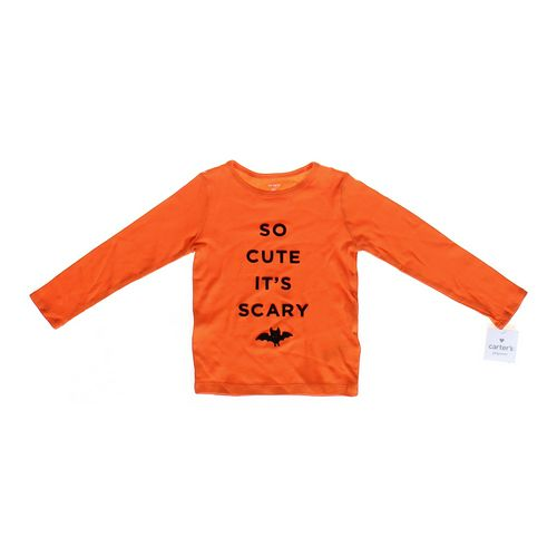 """Carter's """"So Cute It's Scary"""" Shirt in size 4/4T at up to 95% Off - Swap.com"""