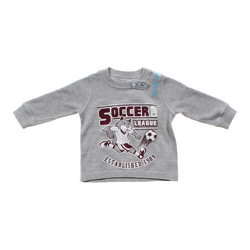 The Children's Place Soccer Thermal Shirt in size 6 mo at up to 95% Off - Swap.com