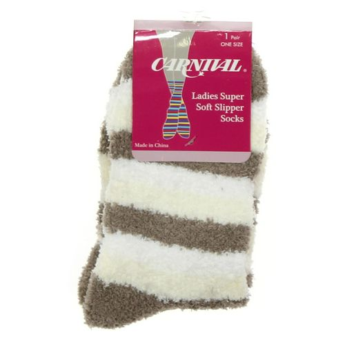 Carnival Socks at up to 95% Off - Swap.com