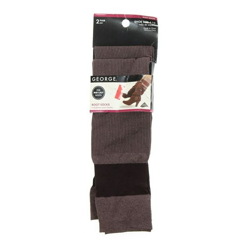 GEORGE Socks at up to 95% Off - Swap.com
