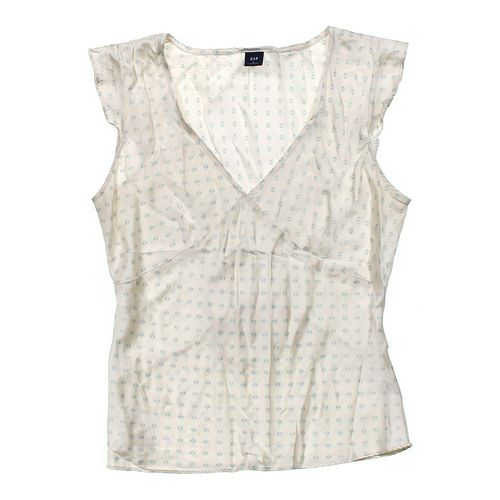 Gap Soft Tank Blouse in size JR 7 at up to 95% Off - Swap.com