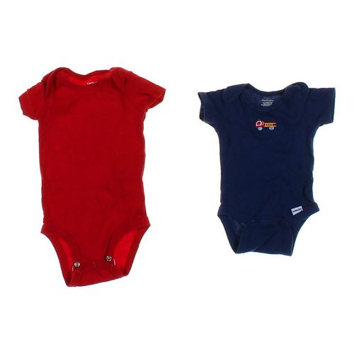 Carter's Solid Bodysuit Set in size 3 mo at up to 95% Off - Swap.com