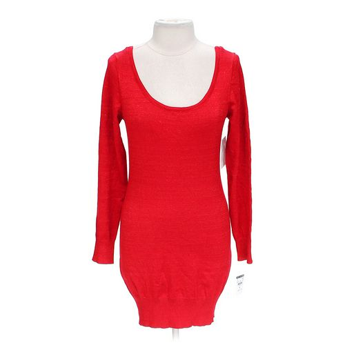 Body Central Sparkling Knit Dress in size L at up to 95% Off - Swap.com