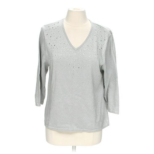 Alia Sparkling Sweater in size M at up to 95% Off - Swap.com