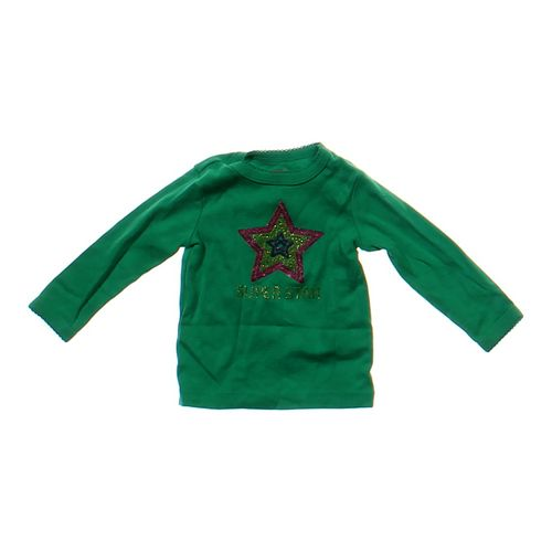 Carter's Sparkly Shirt in size 6 mo at up to 95% Off - Swap.com