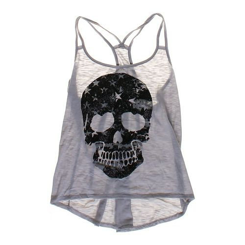 Sparkly Skull Tank Top in size JR 11 at up to 95% Off - Swap.com