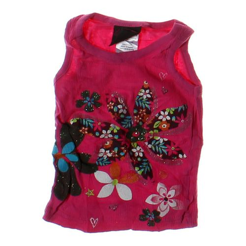 Girls Rule Sparkly Tank Top in size 2/2T at up to 95% Off - Swap.com