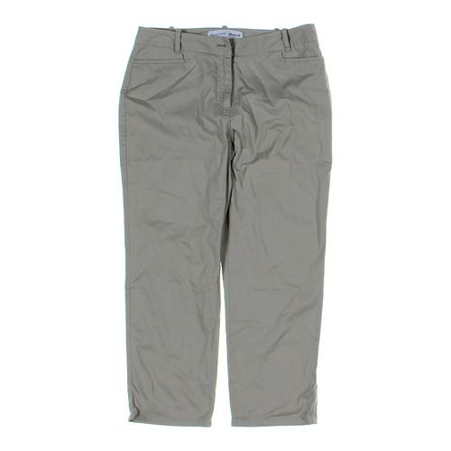 Jaclyn Smith Spencer Fit Capri Pants in size 6 at up to 95% Off - Swap.com