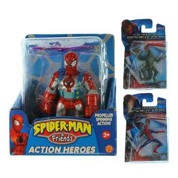 Spider-Man & Friends Action Figure for Sale on Swap.com