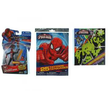 Spider-Man Playset for Sale on Swap.com