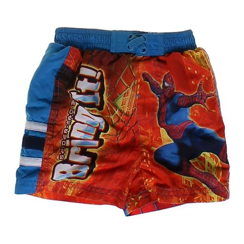 Spider-Man Spider-man Swim Trunks in size 12 mo at up to 95% Off - Swap.com