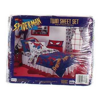 Spider-Man Twin Sheet Set for Sale on Swap.com