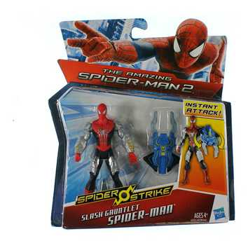 Spider Strike Slash Gauntlet Spider-Man Action Figure for Sale on Swap.com