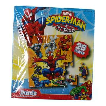 Spiderman and Friends 25 Piece Jigsaw Puzzle - Image Varies Puzzle for Sale on Swap.com