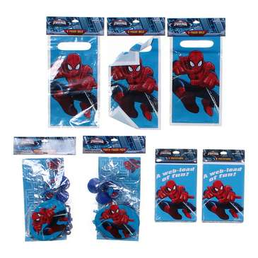 Spiderman Party Set for Sale on Swap.com