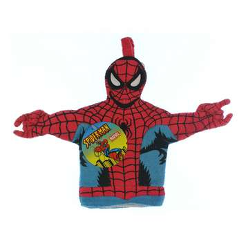 Spiderman Terry Cloth Bath Wash Mit / Puppet for Sale on Swap.com