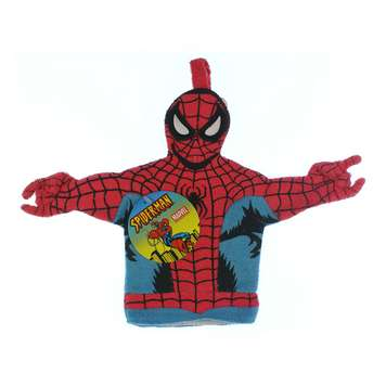 Spiderman Washcloth Puppet for Sale on Swap.com