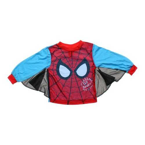 Marvel Spidey Wing Shirt in size 4/4T at up to 95% Off - Swap.com