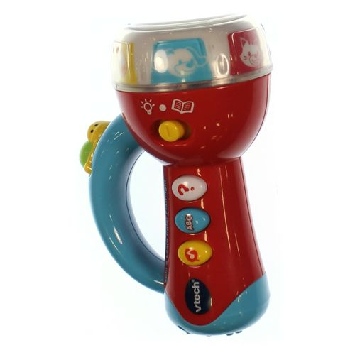 VTech Spin & Learn Color Flashlight at up to 95% Off - Swap.com