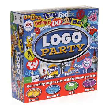 Spin Master Logo Party Game for Sale on Swap.com