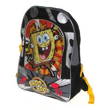 Spongebob Squarepants Backpack for Sale on Swap.com