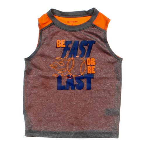 Healthtex Sports Tank Top in size 4/4T at up to 95% Off - Swap.com