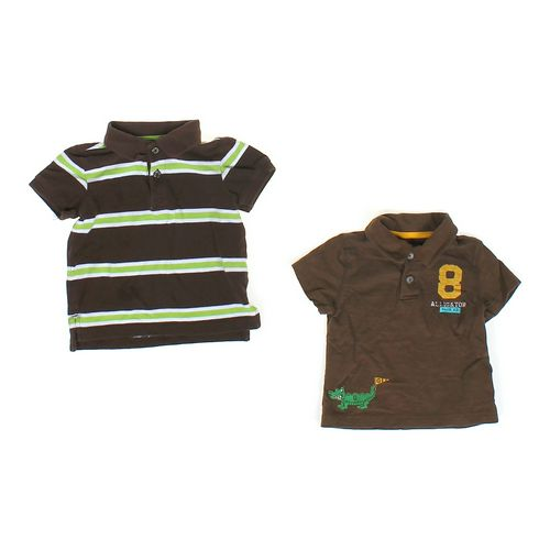Cherokee Sporty Infant Polo Shirt Set in size 12 mo at up to 95% Off - Swap.com