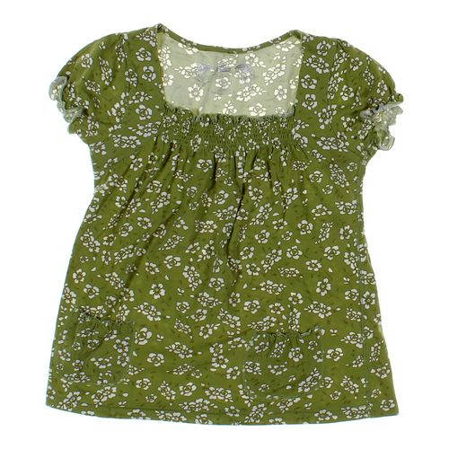 Poof! Square Neck Shirt in size 14 at up to 95% Off - Swap.com