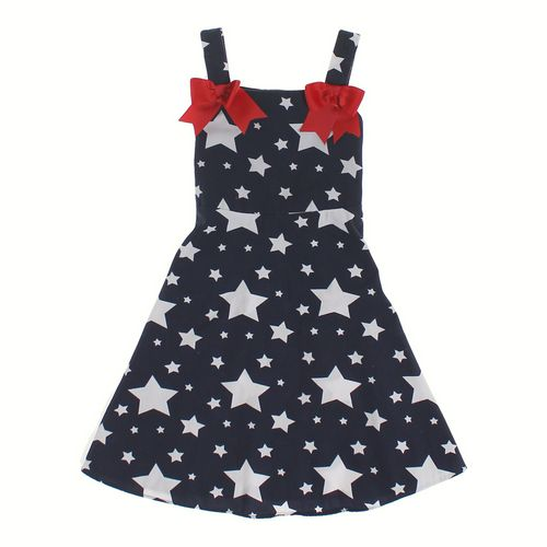 Jessica Ann Star-Patterned Dress in size 6 at up to 95% Off - Swap.com