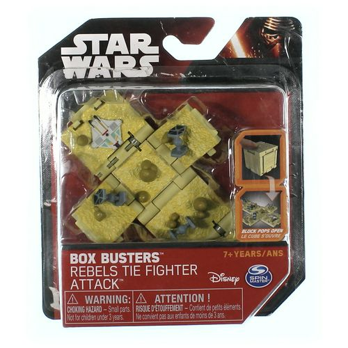Spin Master Star Wars Box Busters Rebels TIE Fighter Attack Game at up to 95% Off - Swap.com