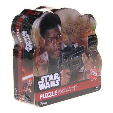 Star Wars Collector's Tin Puzzle - EP. 7 Storm Puzzle for Sale on Swap.com