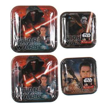 Star Wars Disposable Plates for Sale on Swap.com
