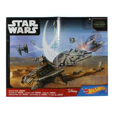 Star Wars Escape From Jokku Play Set for Sale on Swap.com