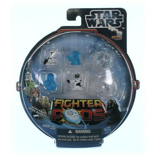 Star Wars Star Wars Fighter Pods S1 4 Figure Pack at up to 95% Off - Swap.com