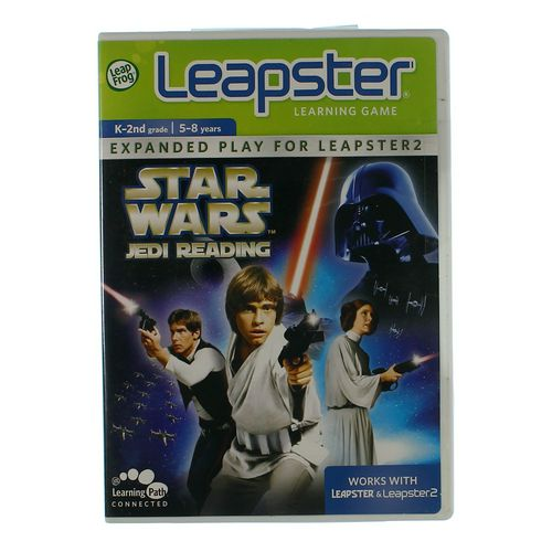 LeapFrog Star Wars Jedi Reading Game at up to 95% Off - Swap.com