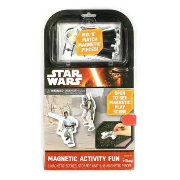 Star Wars Magnetic Activity Fun for Sale on Swap.com