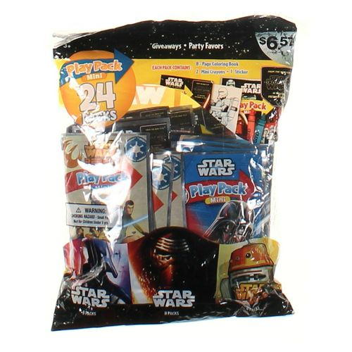 Star Wars Star Wars Mini Play Packs at up to 95% Off - Swap.com
