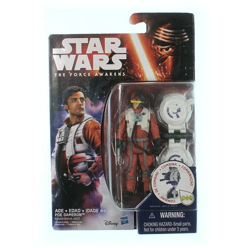 Star Wars Star Wars Poe Dameron at up to 95% Off - Swap.com