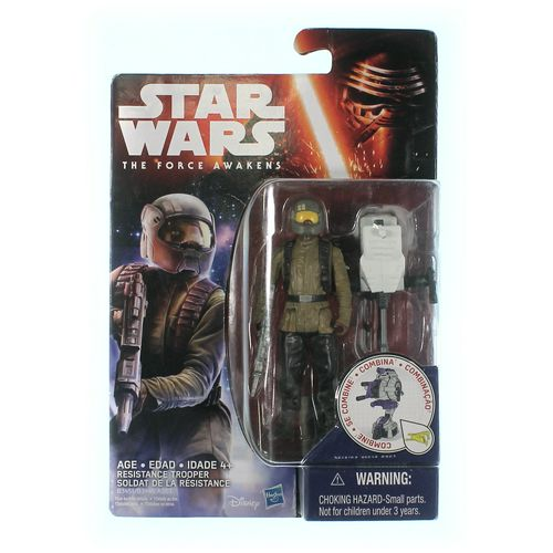 Star Wars Star Wars Resistance Trooper at up to 95% Off - Swap.com