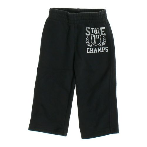 "The Children's Place ""State Champs"" Sweatpants in size 18 mo at up to 95% Off - Swap.com"
