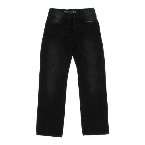 Ring Of Fire Straight Fit Jeans in size 12 at up to 95% Off - Swap.com