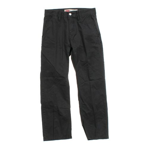 Levi's Straight Leg Jeans in size 14 at up to 95% Off - Swap.com
