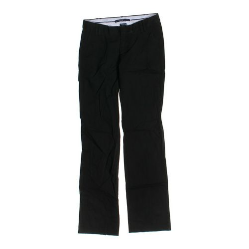 Gap Straight Leg Pants in size JR 1 at up to 95% Off - Swap.com