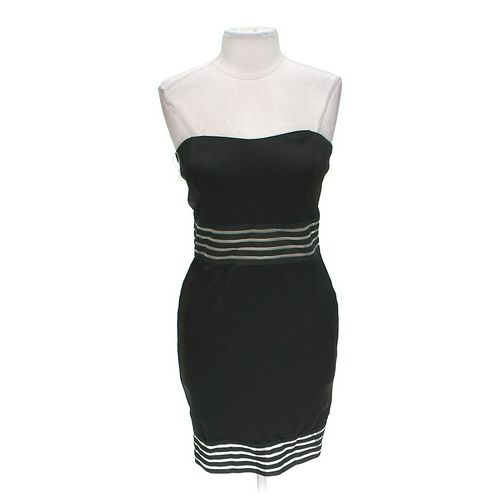 Body Central Strapless Dress in size L at up to 95% Off - Swap.com